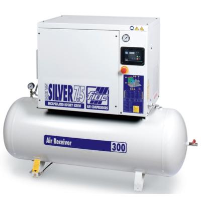 NEW SILVER 10 / 500 - 10 bár csavarkompresszor