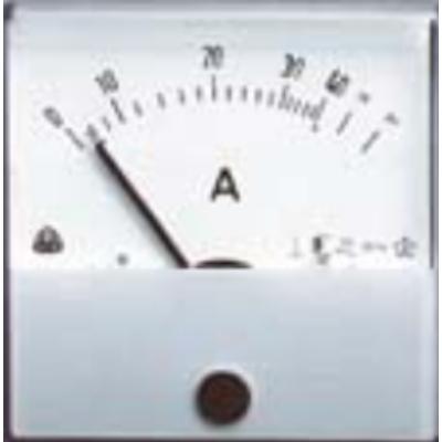 Ampermérő