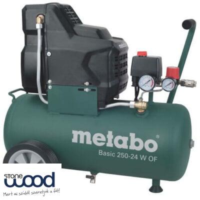 Basic 250-24 W OF Olajmentes kompresszor