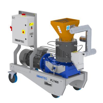 Smartec PLT 400 Pelletáló 3 fázisú