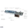 Kép 2/2 - Lohmeyer KAM 795 IQ ipari élzárógép