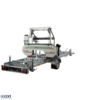 Kép 1/9 - Pilous CTR 750 mobil rönkhasító szalagfűrész