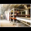 Katres KTD szárító alagút