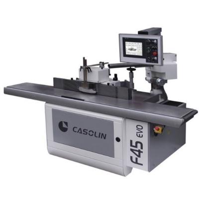 Casolin F45 EVO dönthető tengelyű marógép
