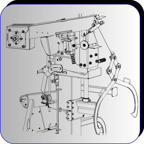 Lancman Csörlő STX21