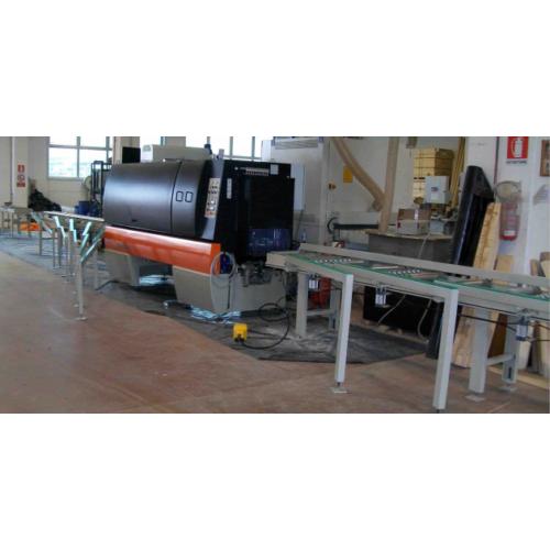 C.M. MACCHINE TIN EVO 800 Impregnáló gép, Felületkezelés,  gombátlanítás,  mártás, magasnyomású impregnálás