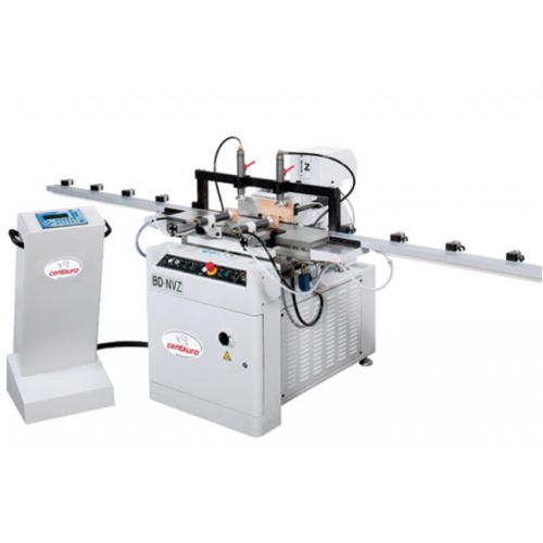 Centauro BD1-BD1-P-BDNV/Z vízszintes hidraulikus vésőgép, Zsalugátermarások, zárhely marás, kilincshely furat, cilinder kialakítás