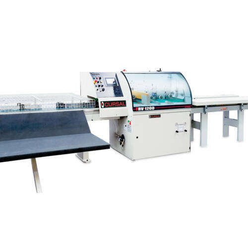 Cursal TRV 1200 optimalizáló fűrész szalagos előtolással