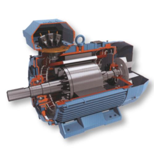 Houfek SP motor telj. növelés 5,5 kW-ra