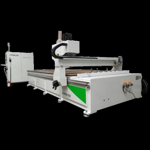 Lohmeyer BAZ 830n IQ faipari CNC